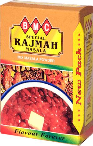 Special Rajmah Masala