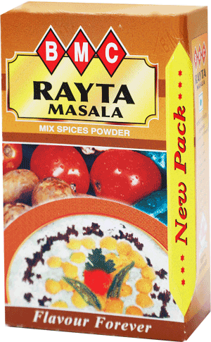 Rayta Masala