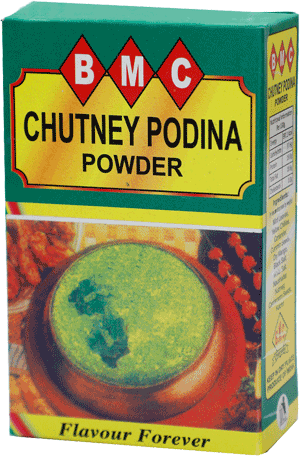 Chutney Podina Powder