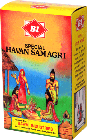 Special Havan Samagri(S)