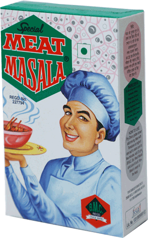 Special Meat Masala