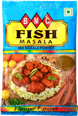 Fish Masala Mini Pouch