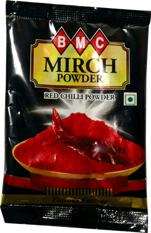 Mirch Powder Mini Pouch