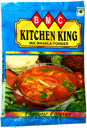 Kitchen King Mini Pouch