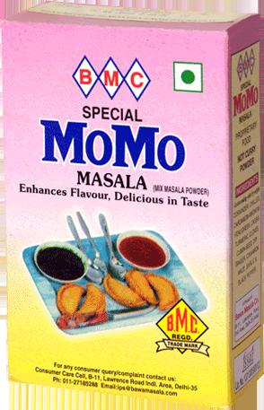 Special MoMo Masala