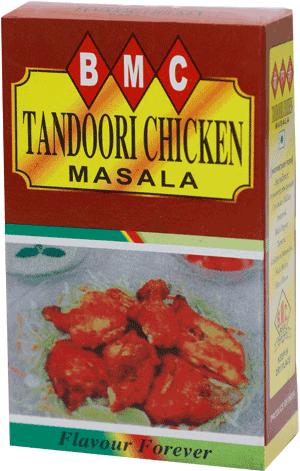 Tandoori Chicken Masala